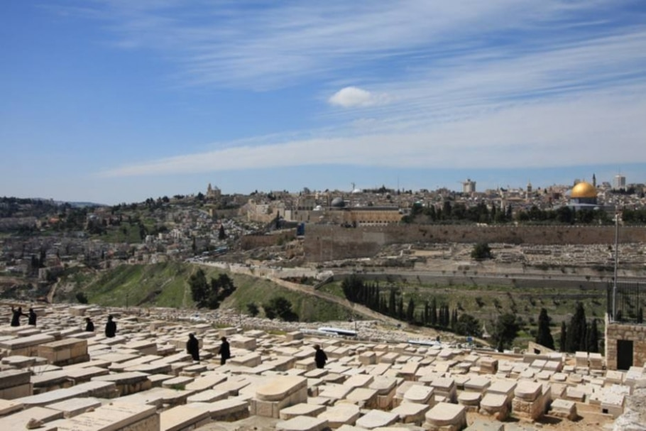 Cidade Santa, Jerusalém  - Johannes Zielcke/ Creative Commons