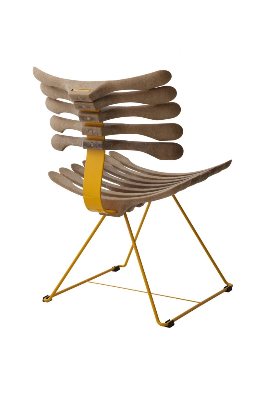 Cadeira brasileira é incluída na coleção do Vitra Design Museum - divulgação