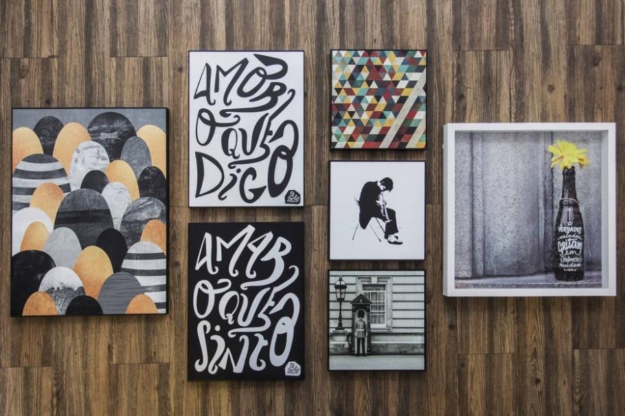 Como dispor seus quadros - Zeca Wittner/Estadão