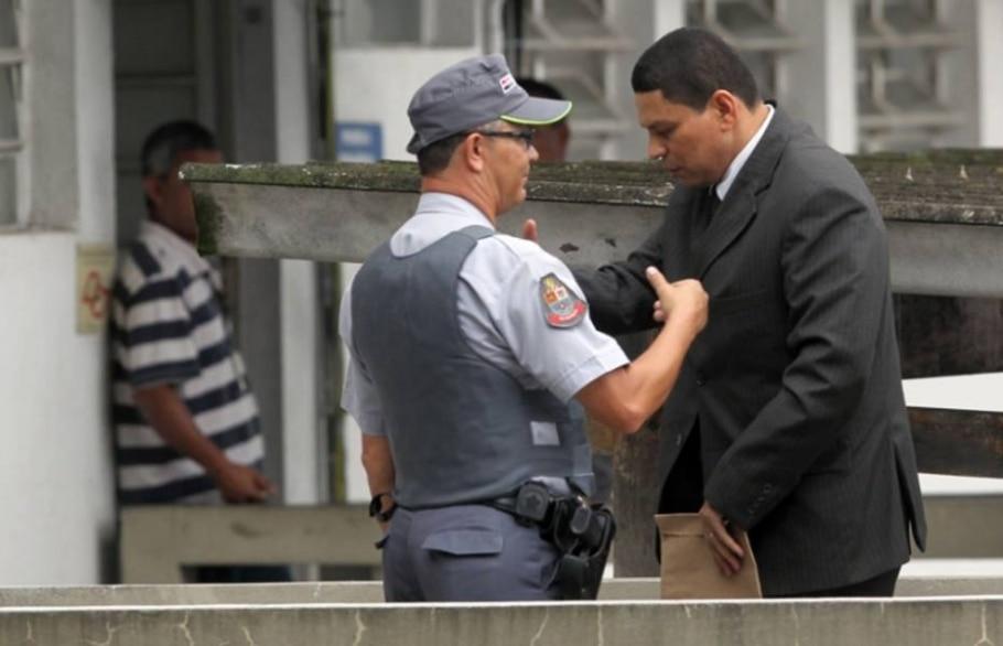 Mizael é condenado a 20 anos pela morte da ex-namorada Mércia - Werther Santana/AE
