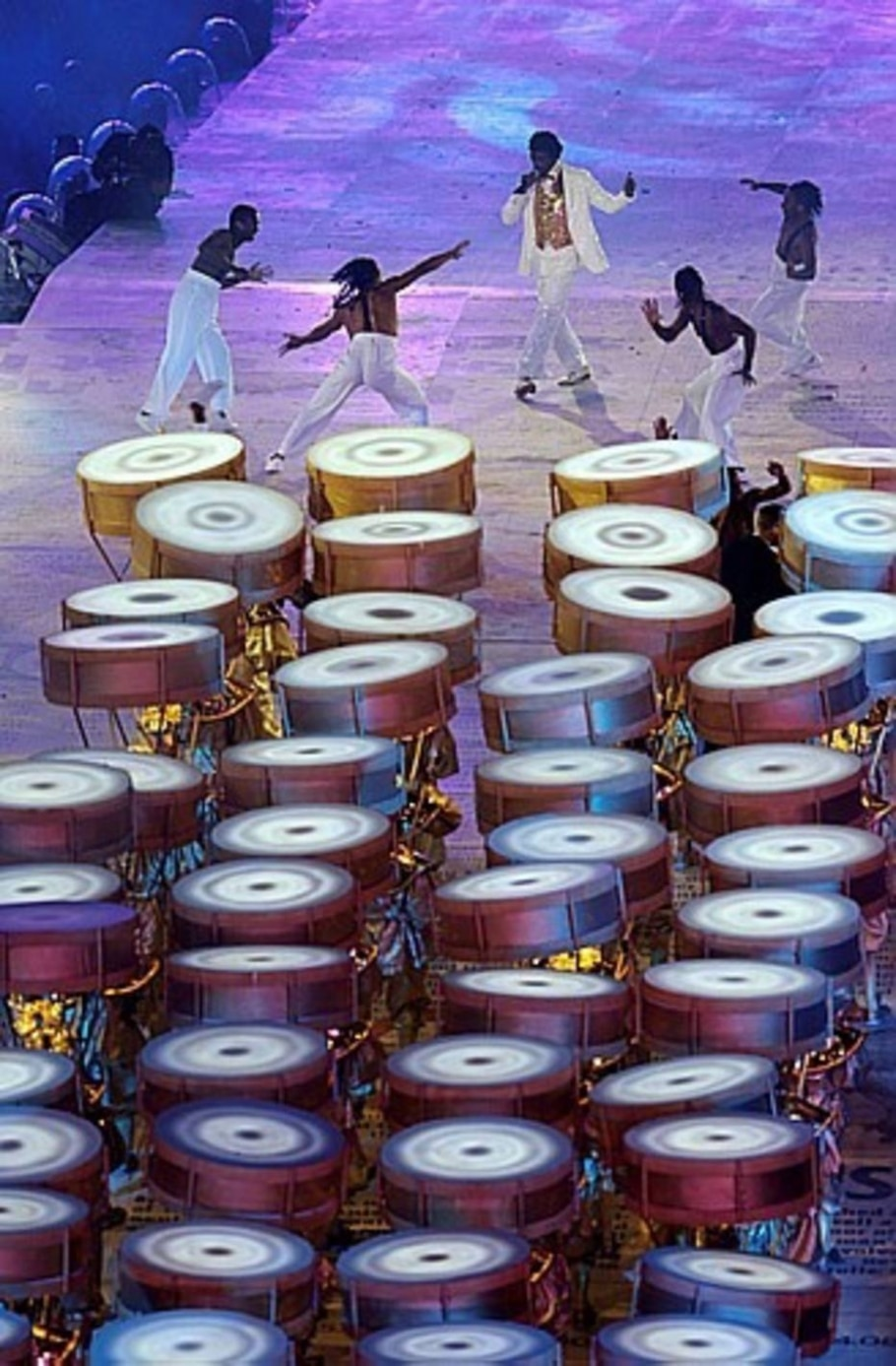 Veja a emocionante cerimônia de encerramento dos Jogos Olímpicos - Jonne Roriz/AE