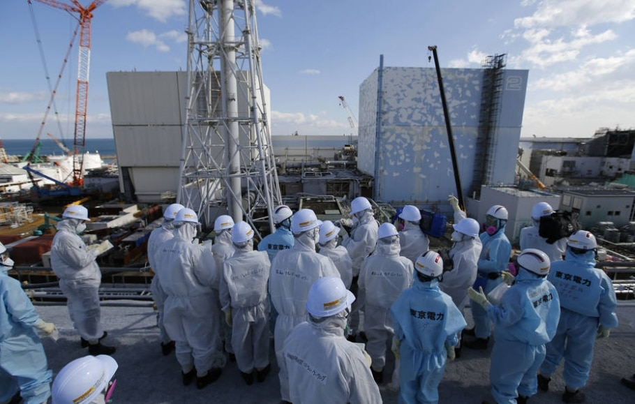 Locais de desastres e tragédias que atraem turistas no mundo - REUTERS/Toru Hanai