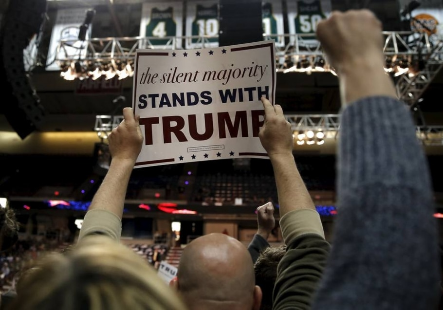 Eleições nos EUA - REUTERS/Mike Segar