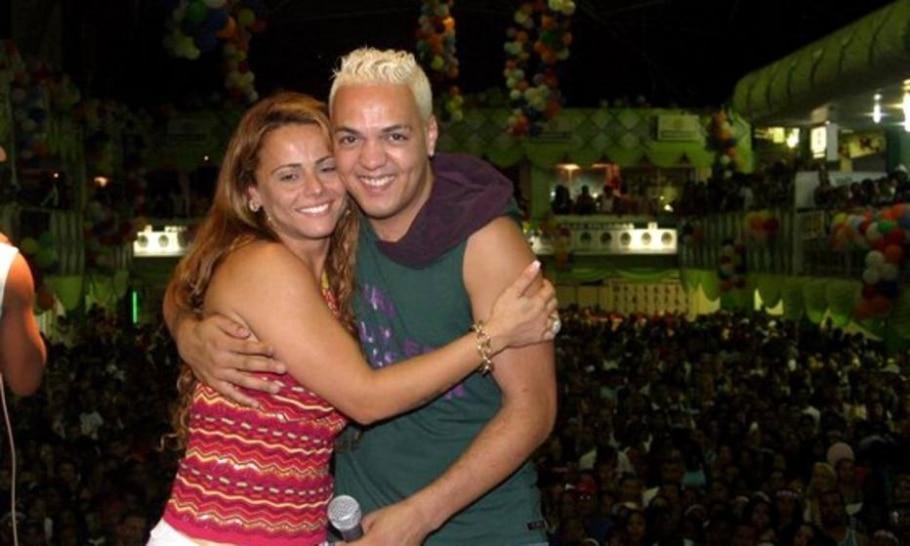 Viviane Araújo e Belo - Reprodução