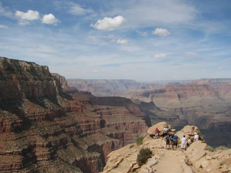 Califórnia e Grand Canyon, Estados Unidos - Camila Anauate/Estadão