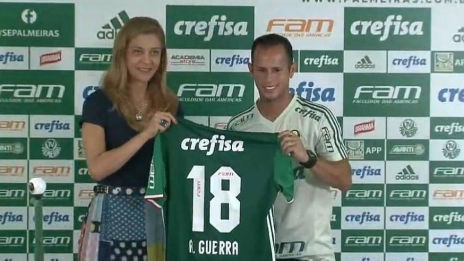 Guerra - Reprodução|TV Palmeiras