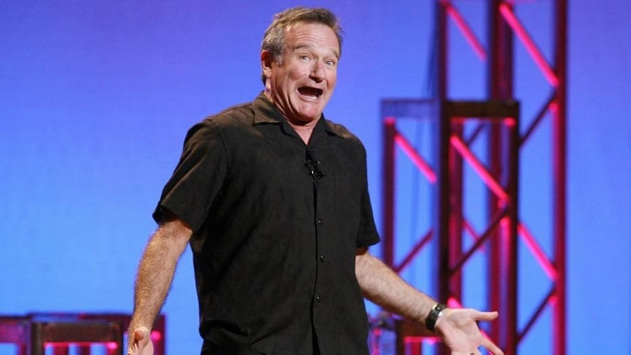 O ator e comediante Robin Williams - Dave Allocca/AP
