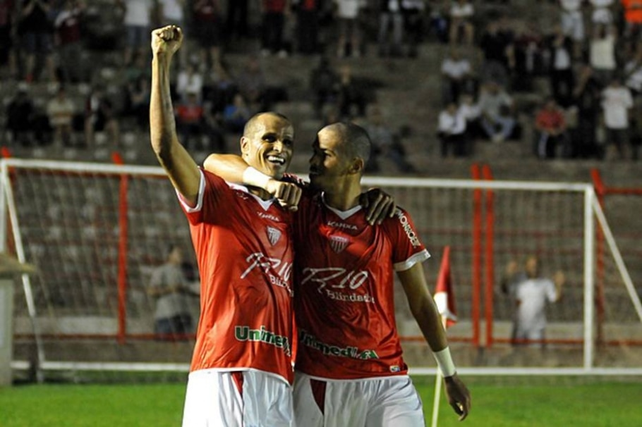 Rivaldo e Rivaldo Jr - LéO SANTOS/FUTURA PRESS