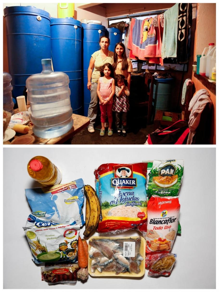 Crise na Venezuela: escassez de alimentos se agrava - REUTERS/Carlos Garcia Rawlins