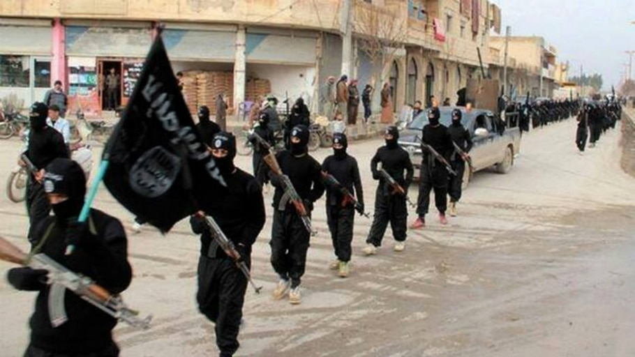 Membros do Estado Islâmico - AP Photo/Militant Website