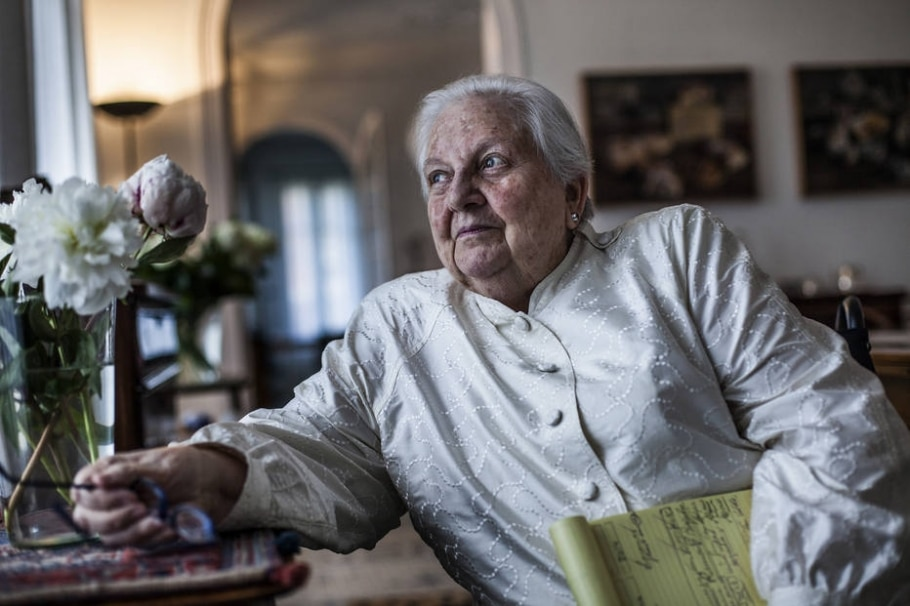 Morre, aos 85 anos, Carmen Balcells - Guillem Valle/The New York Times