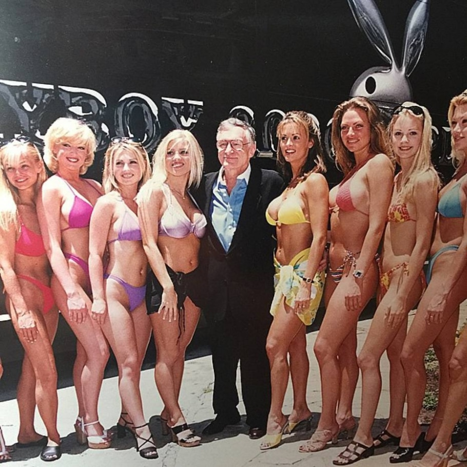 10 curiosidades sobre Hugh Hefner, o chefão da Playboy - Divulgação