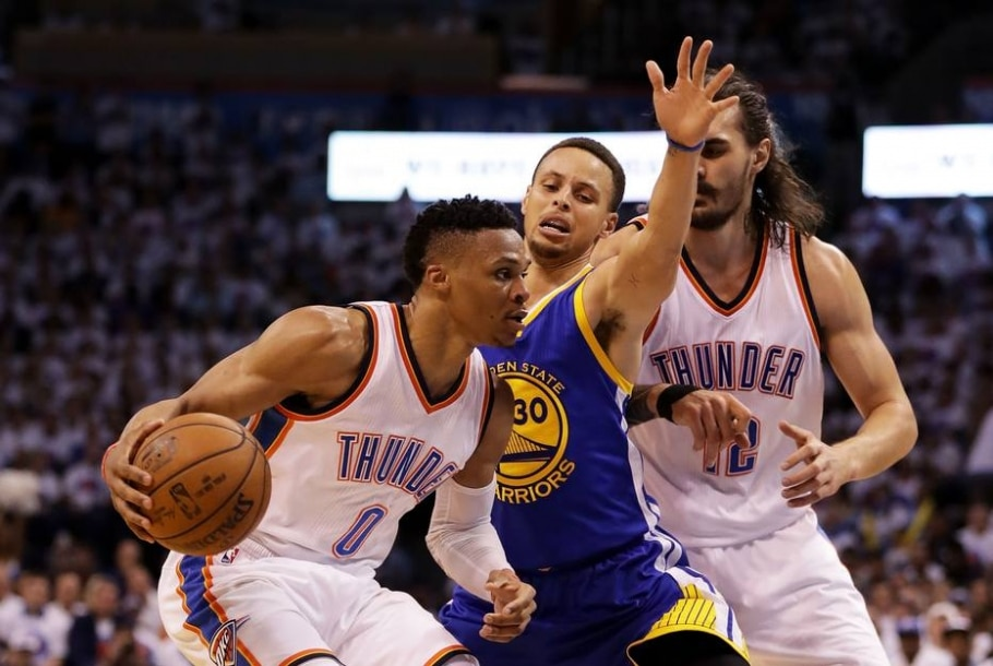 Russell Westbrook - Ronald Martinez/ AFP