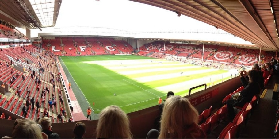Anfield Road em 2012 - Ivan PC/ Wiki Commons