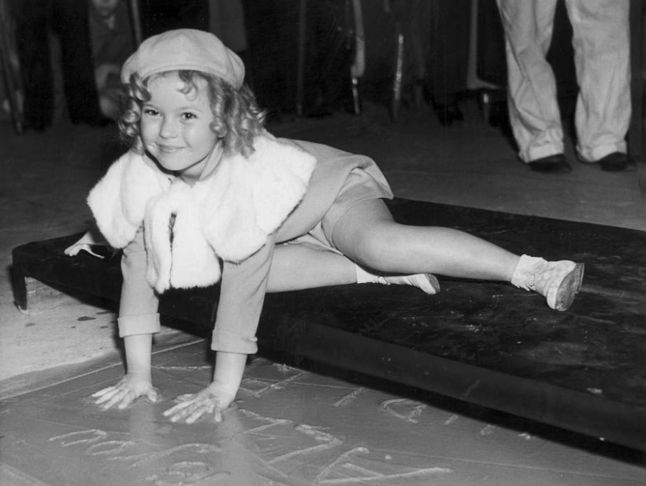 Shirley Temple - The New York Times