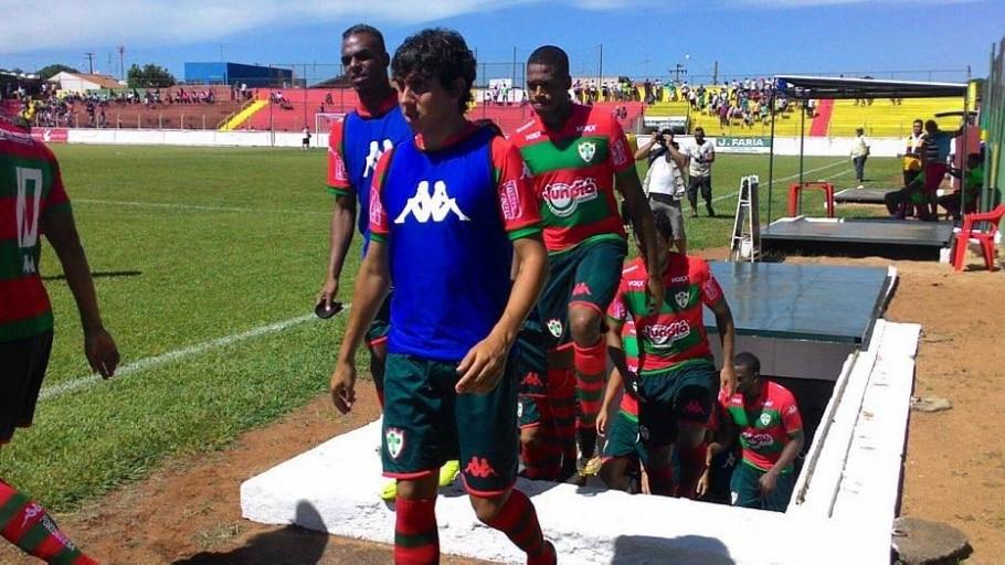 Portuguesa começou campanha com empate com o Barretos - Divulgação