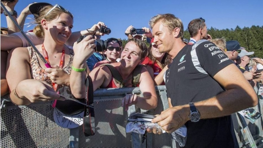 Nico Rosberg espera mais facilidade com punição a Hamilton - Stephanie Lecocq| EFE