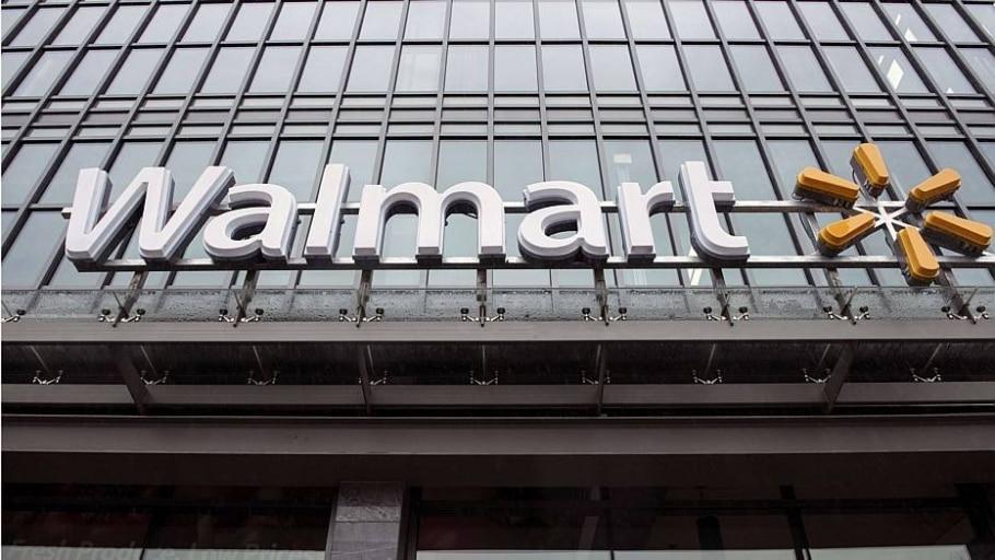 Vendas do Wal-Mart no 3º tri crescem 2,9% - Brendan Smialowski/AFP