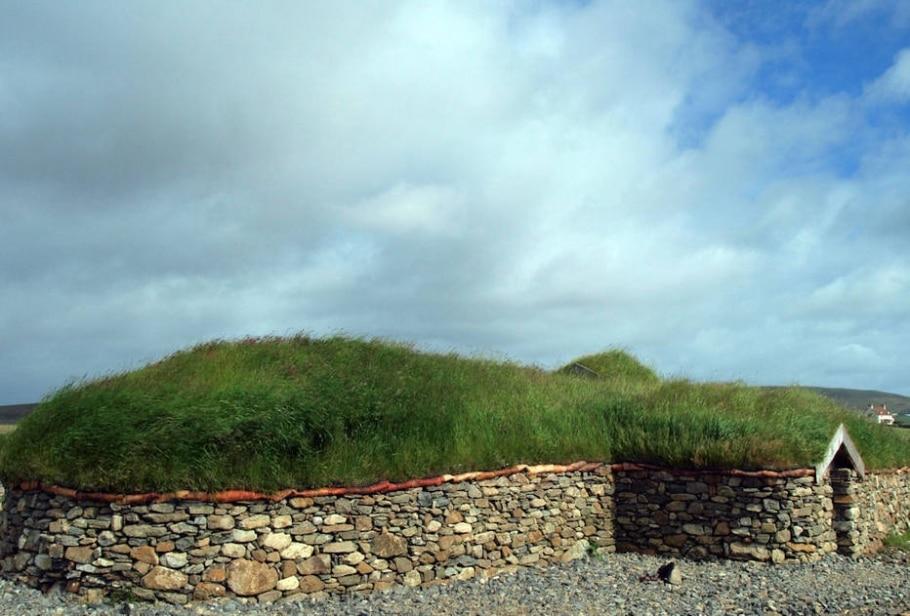Ilha Unst, Ilhas Shetland, Escócia - Shetland Heritage/Divulgação