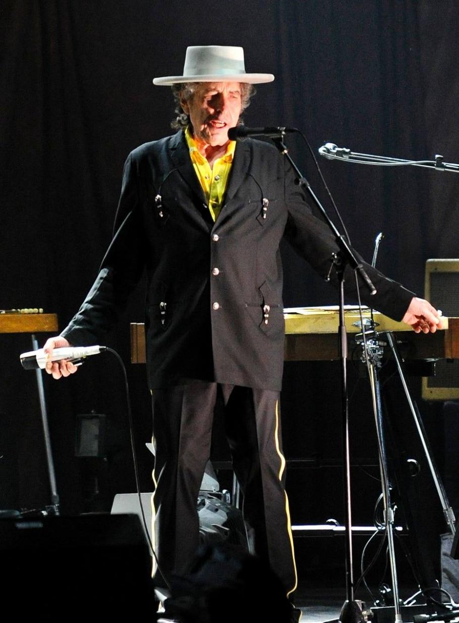 Bob Dylan  - Liu Jin/AFP