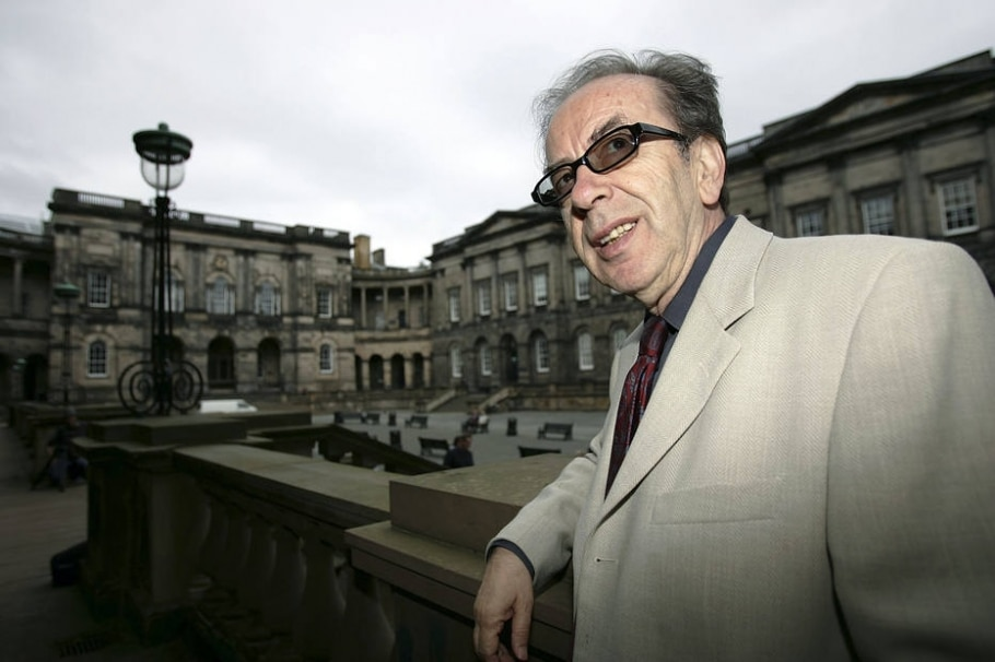 Ismail Kadaré  - Christopher Furlong/Getty Images