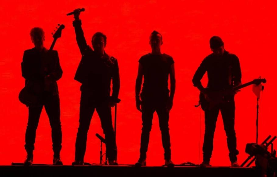 5º U2 - Jordan Strauss/AP