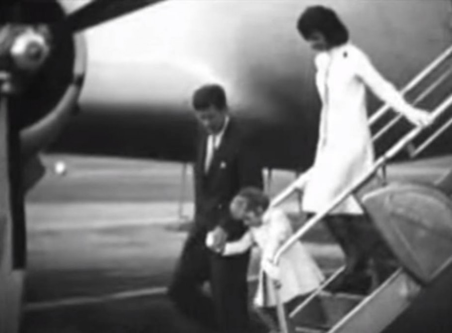 Os Mil Dias – Um Tributo a John Fitzgerald Kennedy, 1964 - David Wolper Productions