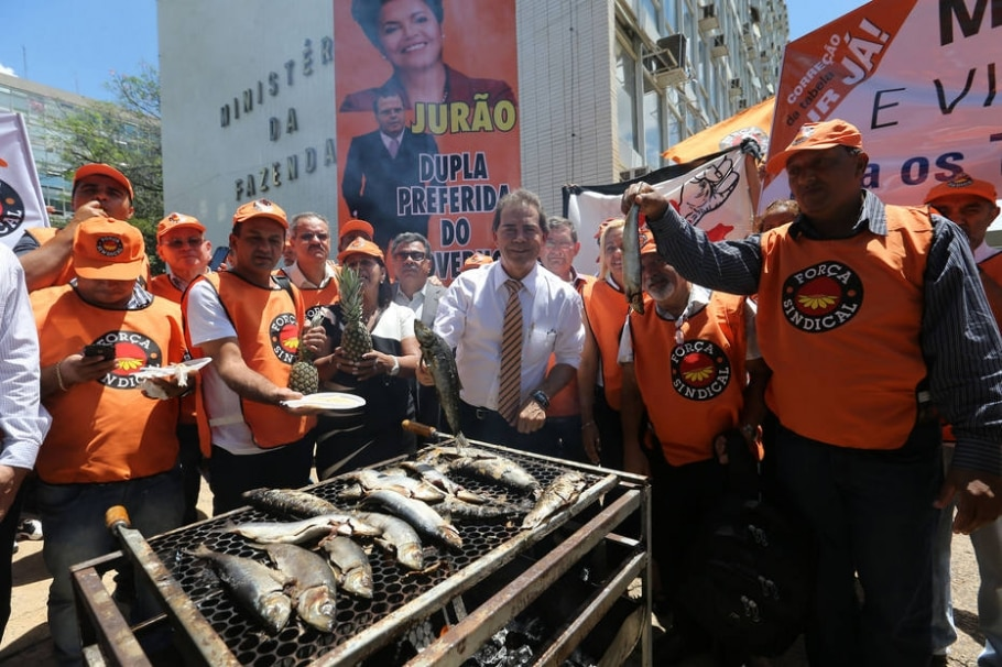 Solidariedade (SDD) - Dida Sampaio/Estadão