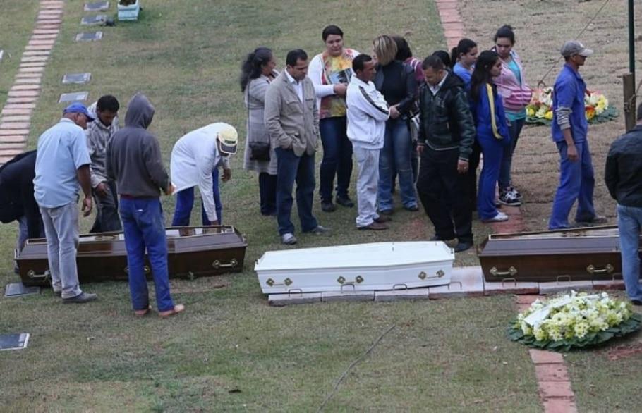 Mãe e 4 filhos são encontrados mortos dentro de apartamento em SP - Tiago Queiroz/Estadão