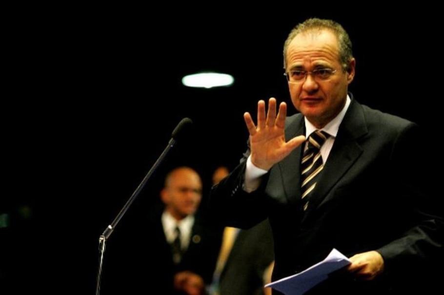 Calheiros fala sobre acusações que vem sofrendo - Beto Barata/AE