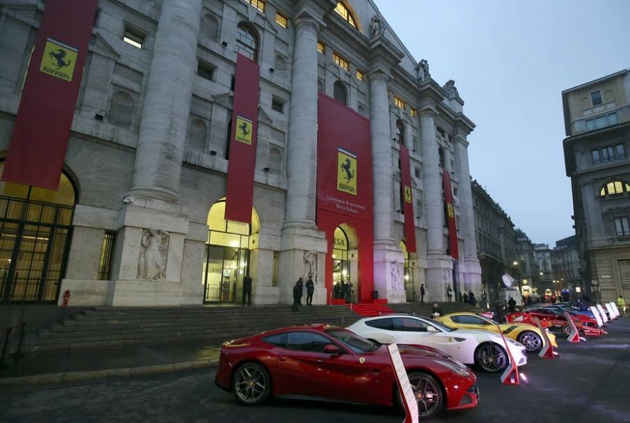 Ferrari  - Stefano Rellandini/Reuters