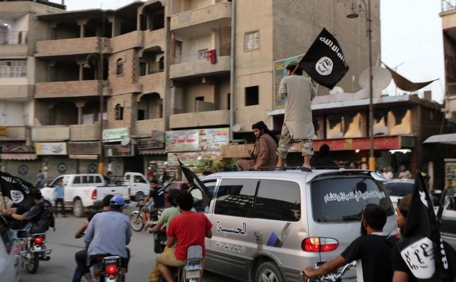 Estado Islâmico - Reuters