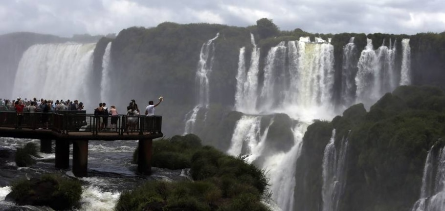 Foz do Iguaçu - Jorge Adorno/Reuters
