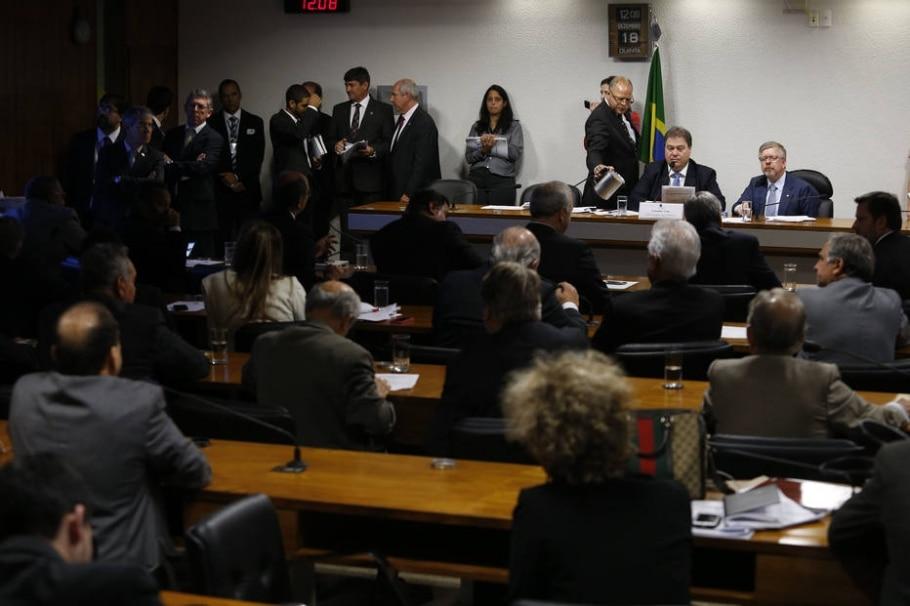 CPI da Petrobrás aprova relatório que pede indiciamento de 52 pessoas - Dida Sampaio/Estadão