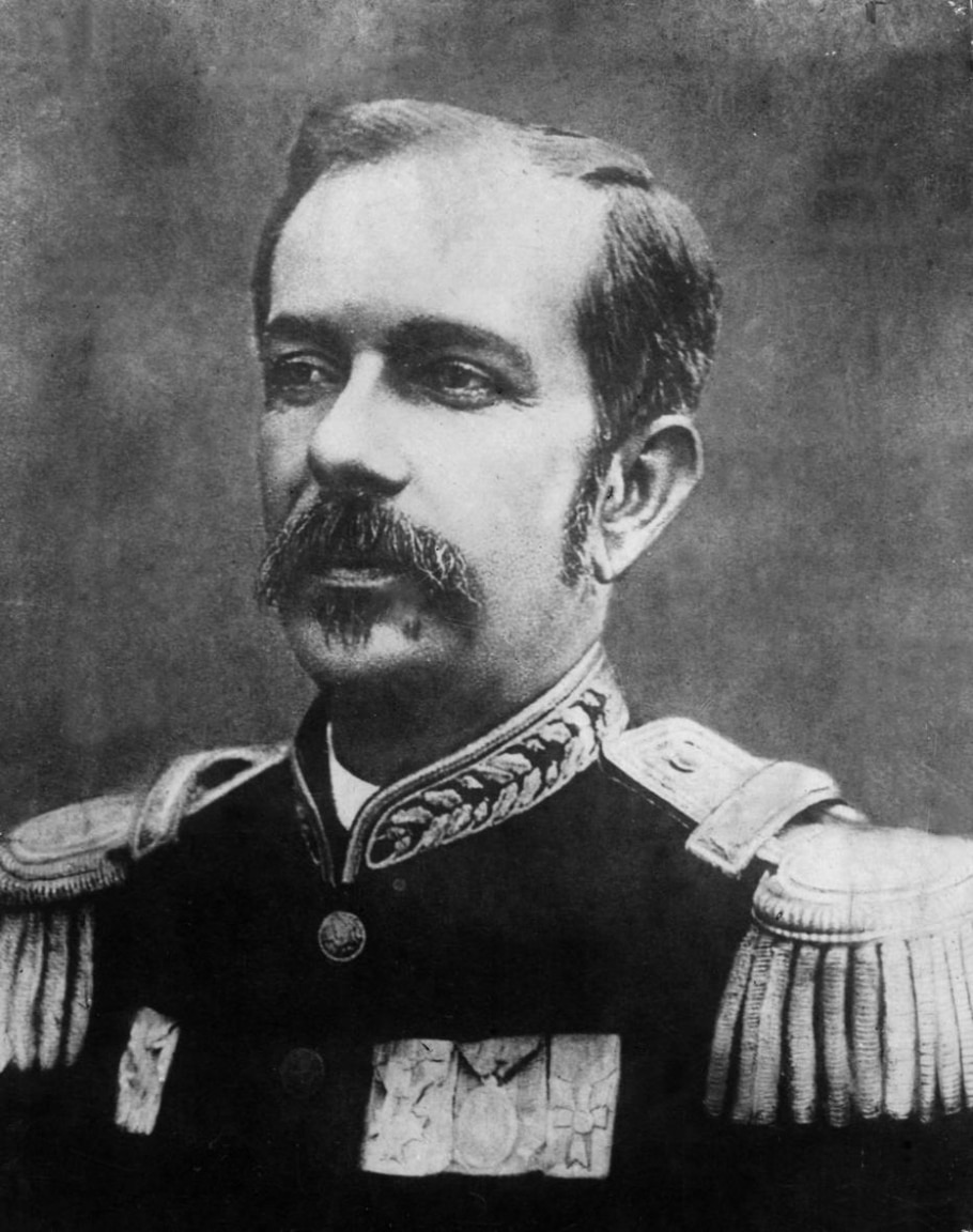 Floriano Peixoto, 23/11/1891 - 15/11/1894 - Acervo/Estadão