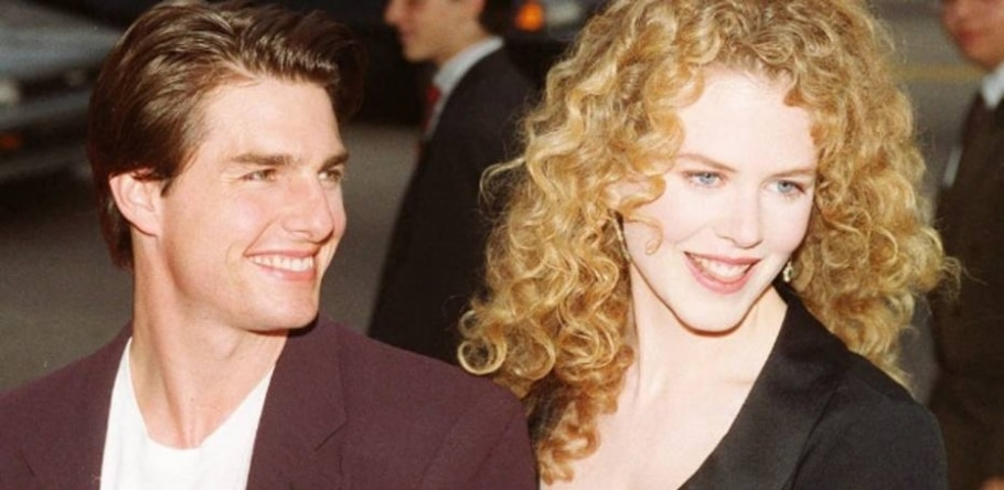 Nicole Kidman e Tom Cruise - Divulgação/Associated Press 1992