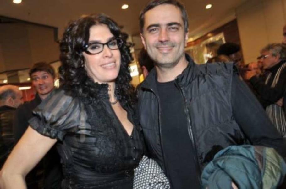 Paula Lavigne e Heitor Dhália - Luciana Prezia/Divulgação