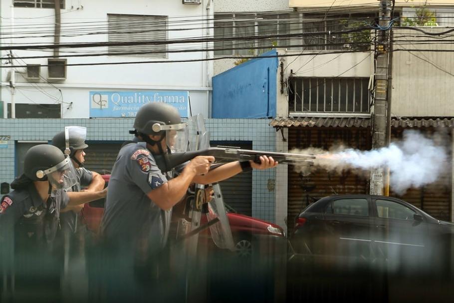Polícia - José Patrício/Estadão