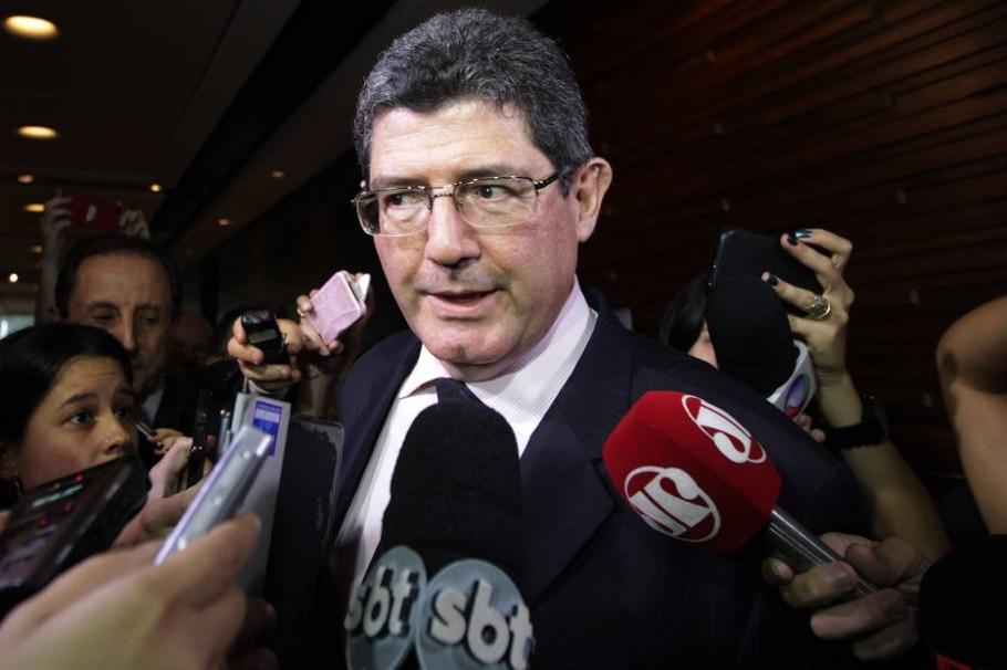 Levy se reúne com Lewandowski para tratar de execução fiscal - Clayton de Souza/Estadão