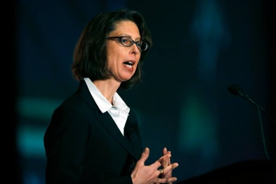 Abigail Johnson - Reuters