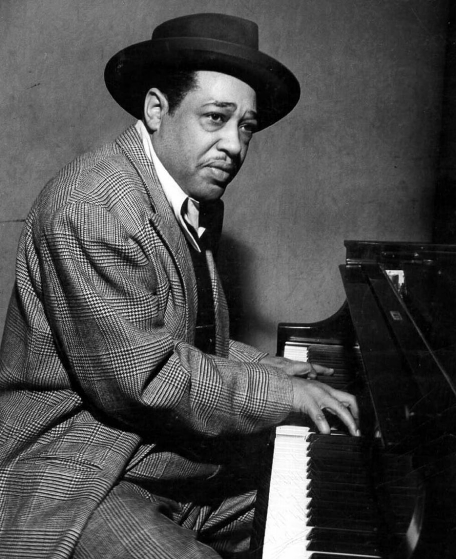 4 - Duke Ellington (1899-1974) - Reprodução