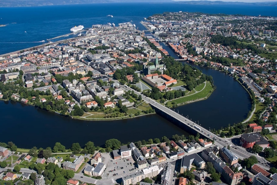 1- Noruega - Age Hogem/Wikipedia