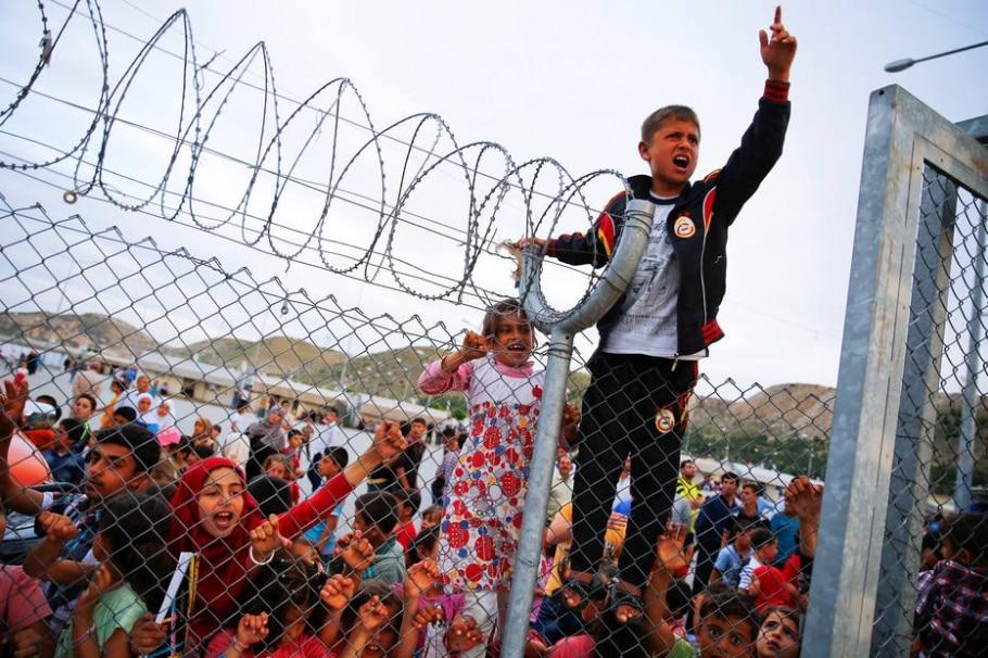 Refugiados no campo de Nizip, perto de Gaziantep, na Turquia - REUTERS/Umit Bektas/File Photo