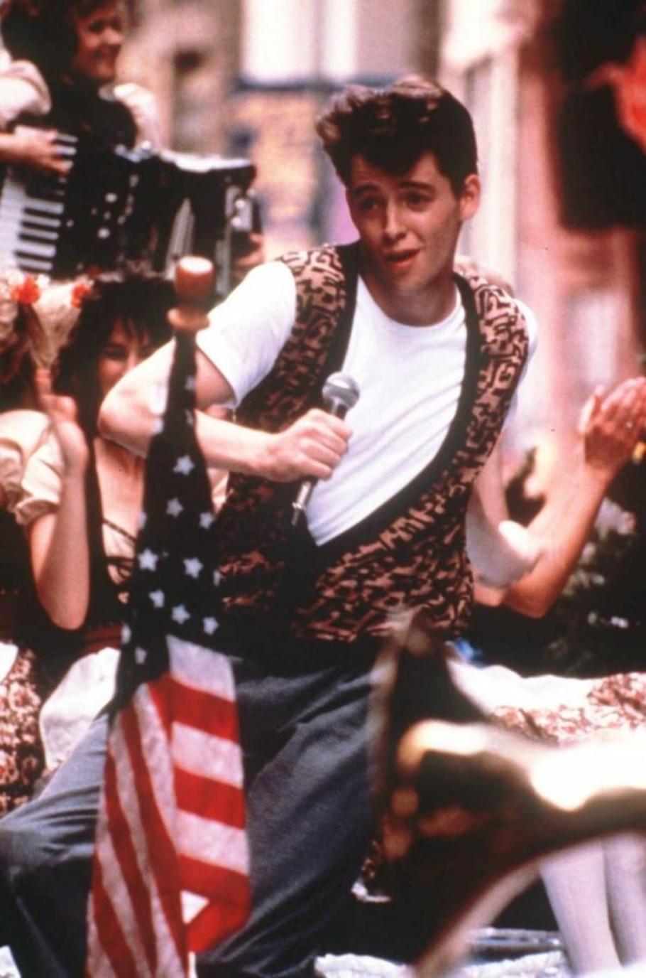 6.º - 'Curtindo a Vida Adoidado', 1986 - Divulgação