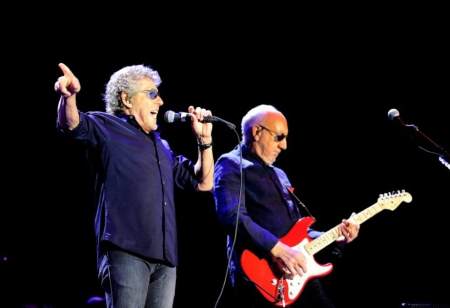The Who -  Ander Gillenea/AFP