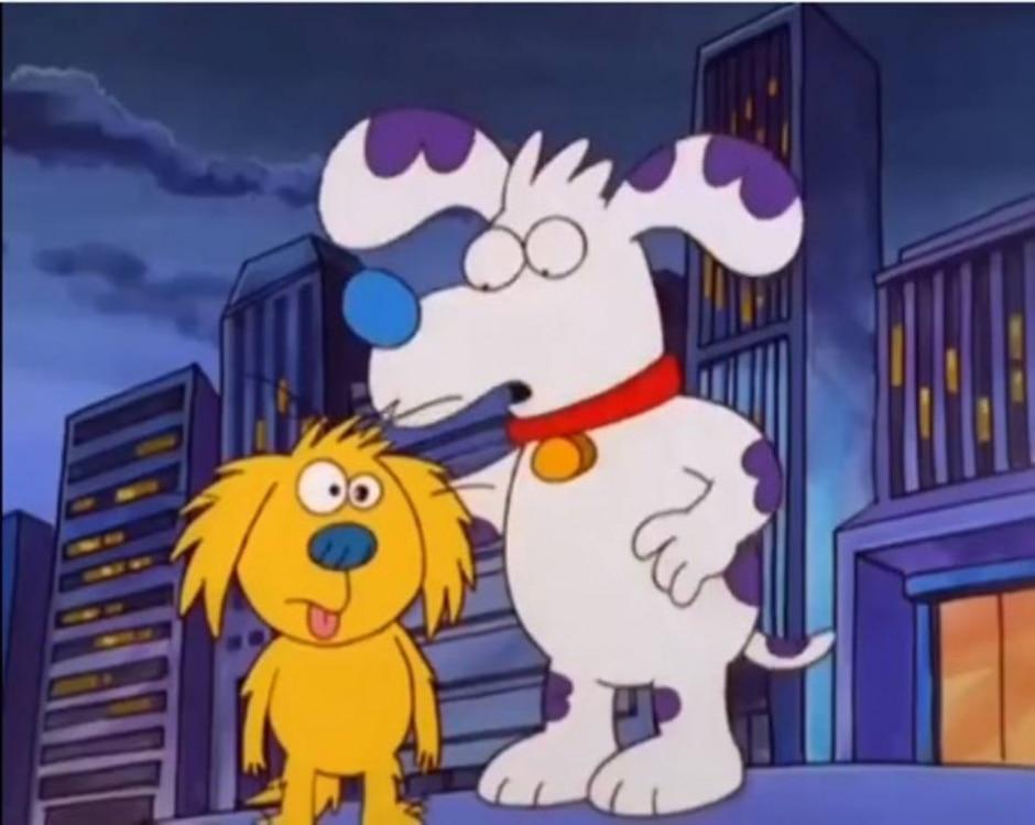 Reprodução de cena de 'Cães Espiões' (1998)/Sabam Entertainment