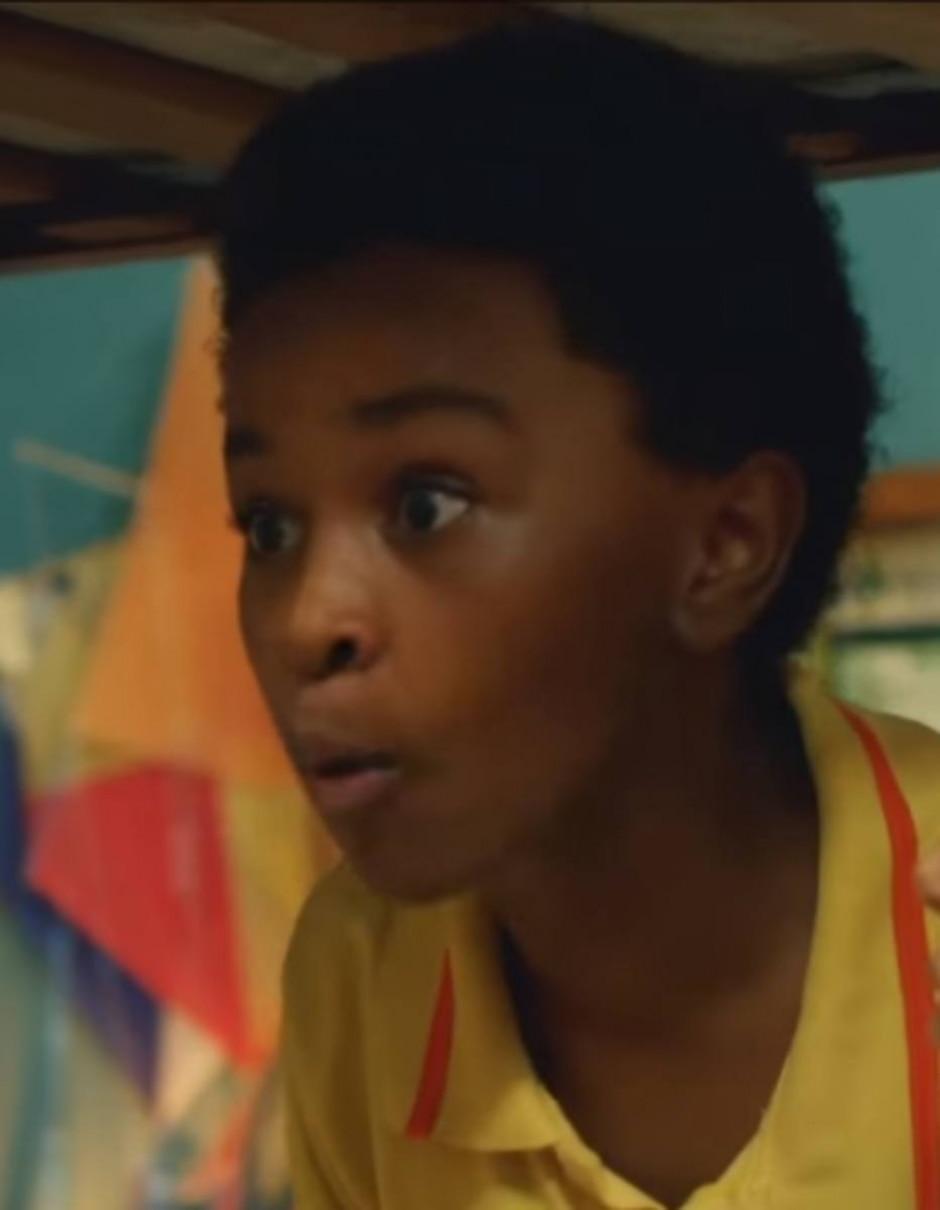 Reprodução de cena de 'Carrossel: O Filme' (2015) / Downtown Filmes