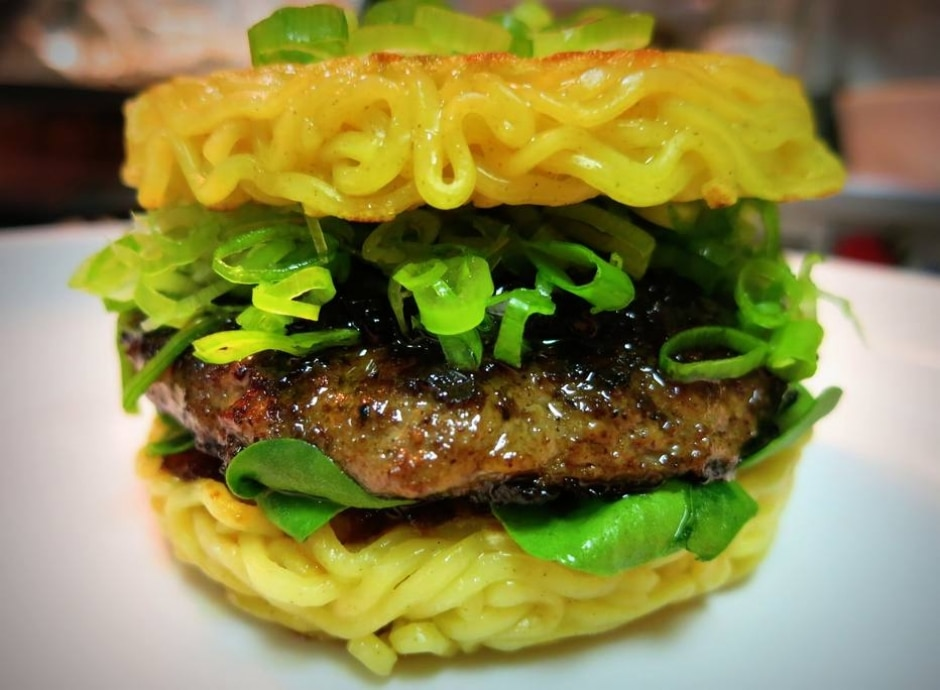 Divulgação / Ramen Burger