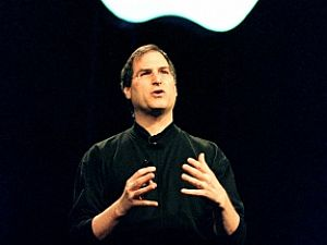 Jobs faz palestra em San Jose sobre a empresa durante a Apple's Worldwide Developers Conference - Lou Dematteis/Arquivo/Reuters
