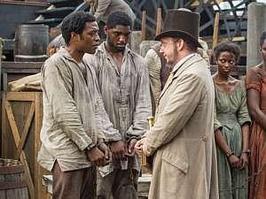 O cinema nunca contou uma história de escravidão como o britânico Steve McQueen - Divulgação